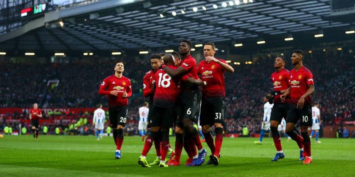 Con Alexis como espectador: El United logra un nuevo triunfo y alcanza una racha histórica con Solskjaer
