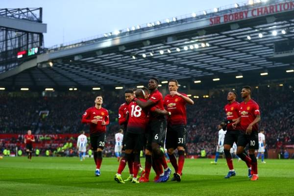 Paul Pogba abrió la ruta del triunfo para el United / Foto: Getty Images