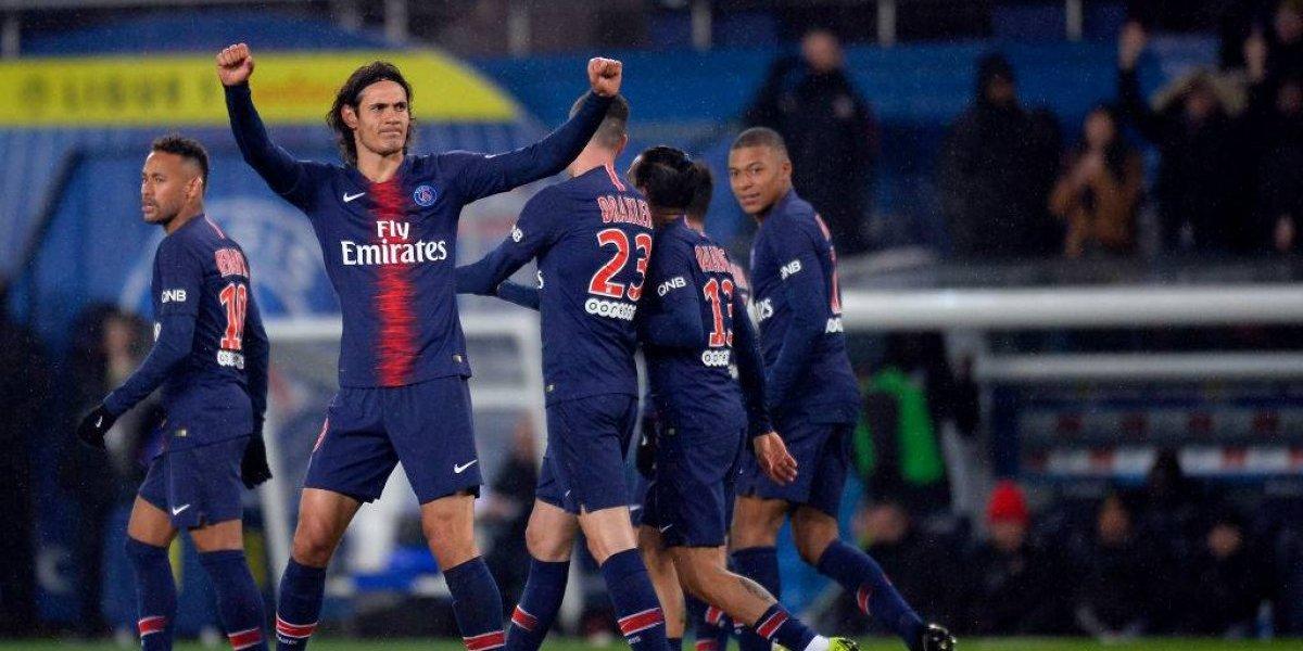 Venganza sin piedad: El PSG saca a relucir su poder de fuego y golea por 9-0 al Guingamp