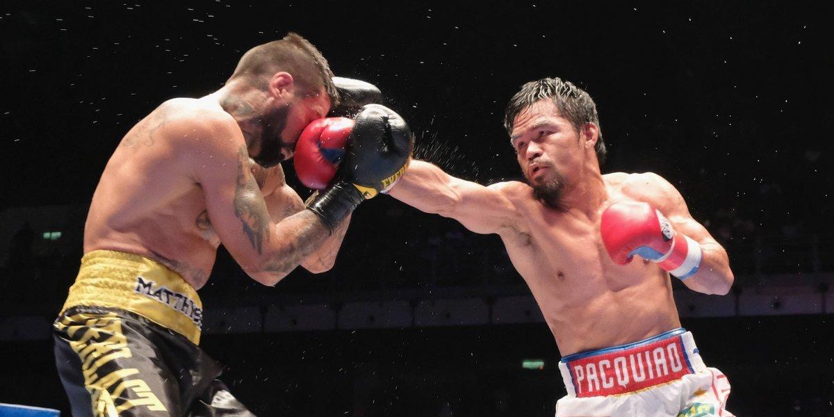 Pacquiao vs. Broner: el resurgir de Manny
