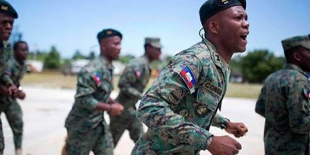 México colaborará con Haití en materia militar