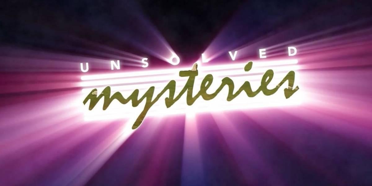 Netflix anuncia un reboot de la mítica serie Misterios Sin Resolver