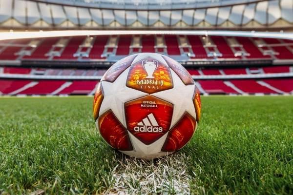 ¡Es bellísimo! La UEFA debela el balón con el que sé jugara la final de la Champions League
