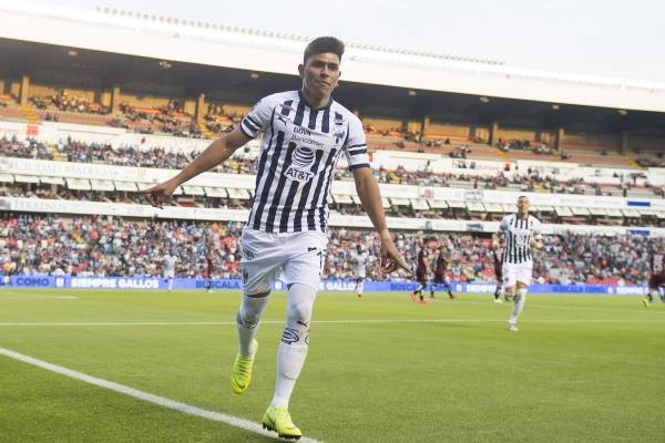 bf9b9bb771c15 Monterrey vence 2-1 Gallos Blancos Querétaro Jornada 3 Clausura 2019 ...