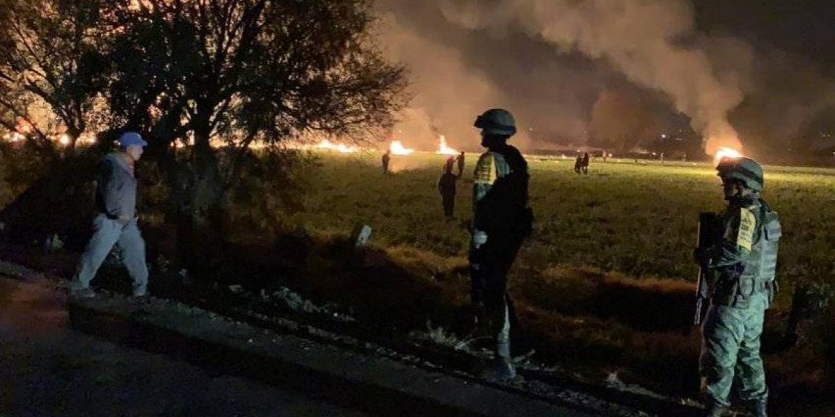 Autoridades fueron rebasadas por habitantes de Tlahuelilpan