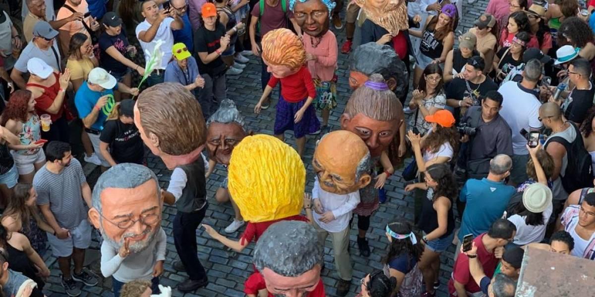 Comerciantes quieren celebrar las tradicionales Fiestas