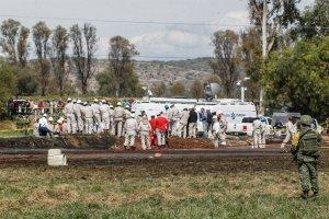 Sube a 79 número de muertos por explosión en Hidalgo