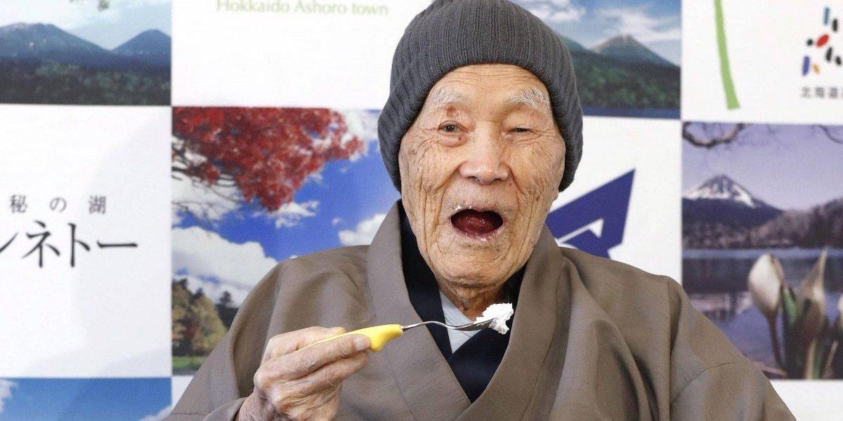 Muere el hombre más longevo del mundo a los 113 años de edad