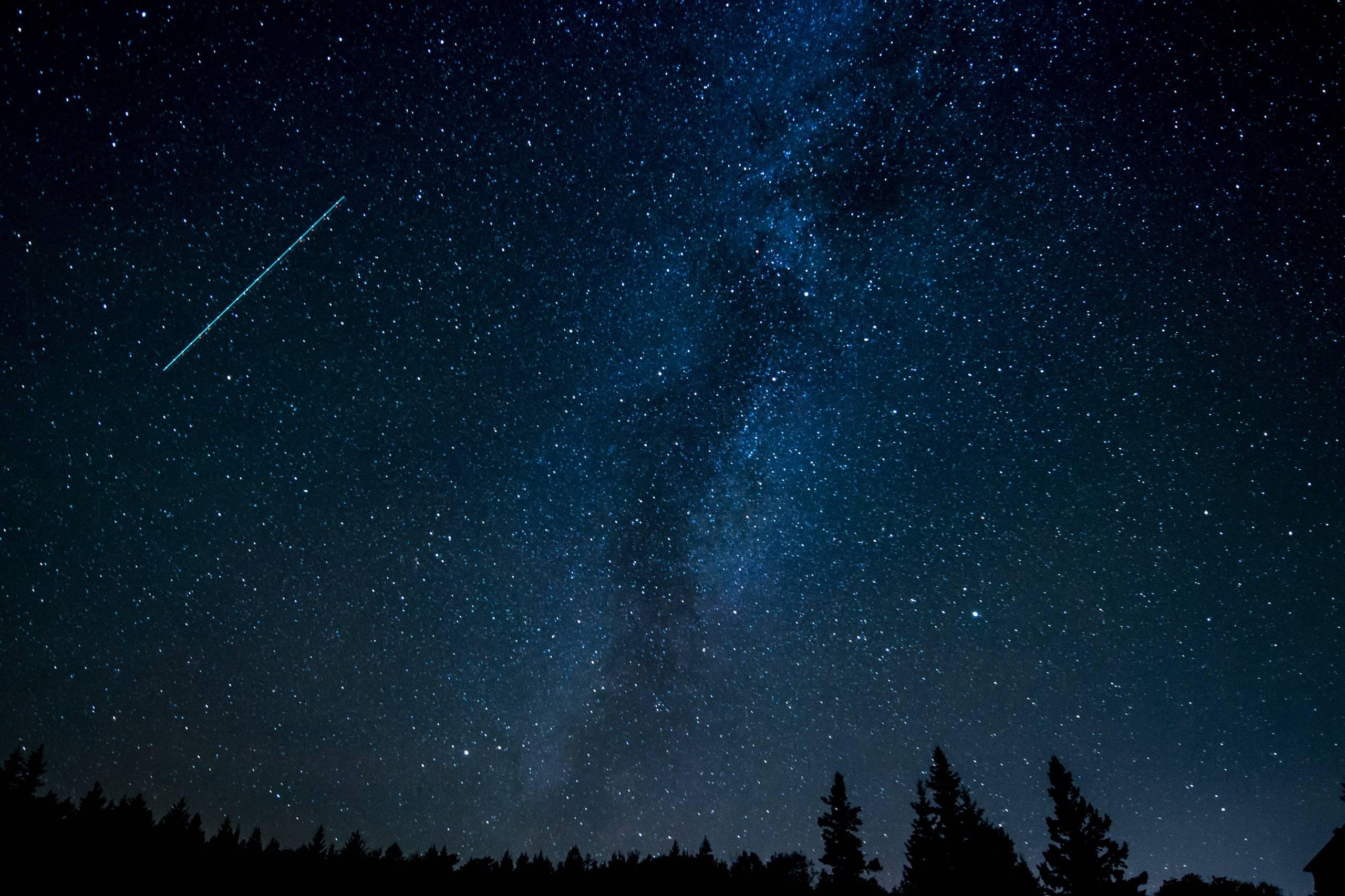 Japón lanzó un satélite que producirá una lluvia de meteoritos artificial sobre la Tierra en 2020