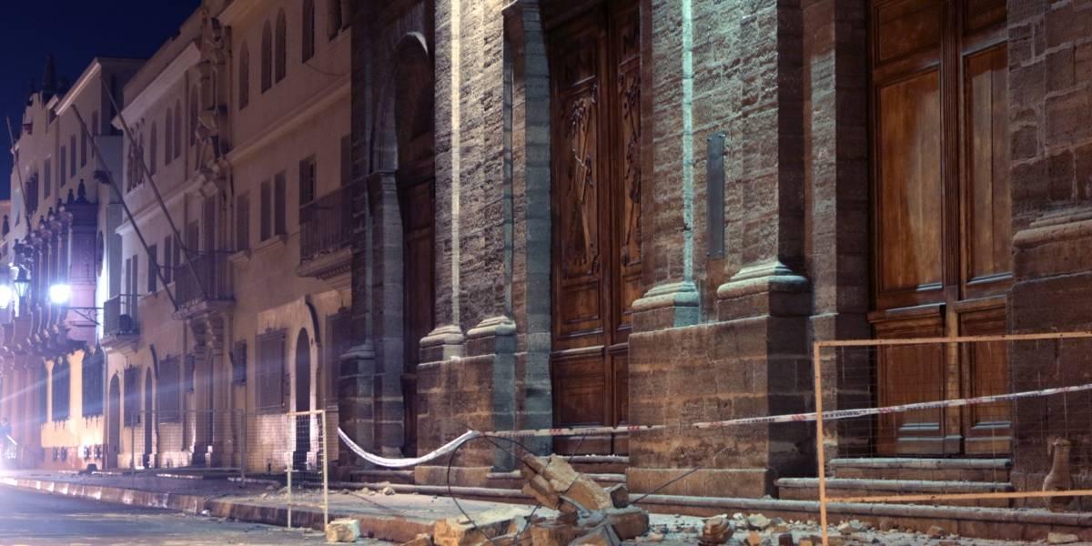 Las imágenes de la destrucción: así quedaron las ciudades de la Región de Coquimbo tras fuerte sismo de 6,7