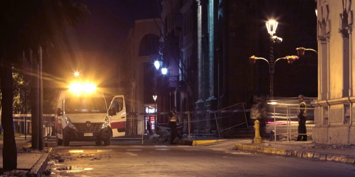 Fuerte sismo de 6,7 en Región de Coquimbo: más de 23 mil clientes se encuentran sin energía eléctrica