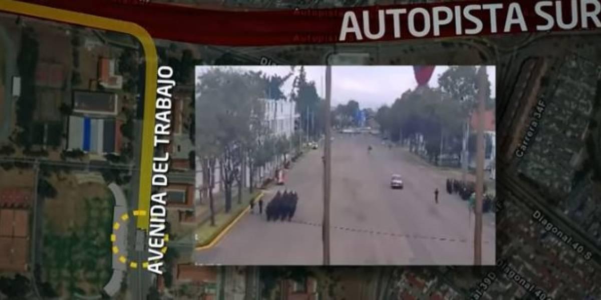 La verdadera historia de cómo ingresó el carro bomba a la General Santander