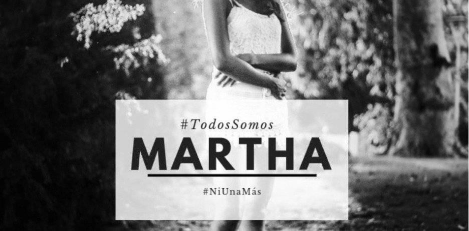 Martha rechaza declaraciones de sus agresores