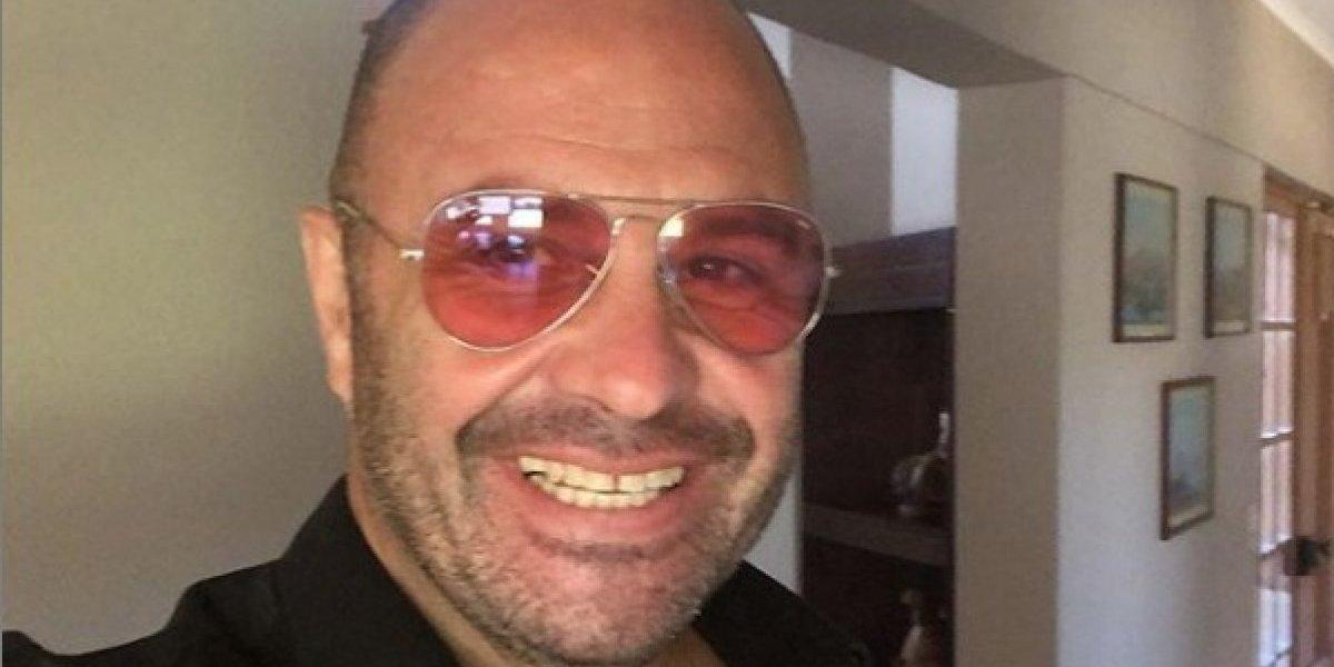"Periodista ""Keno"" Salinas sufre grave accidente automovilístico en España"