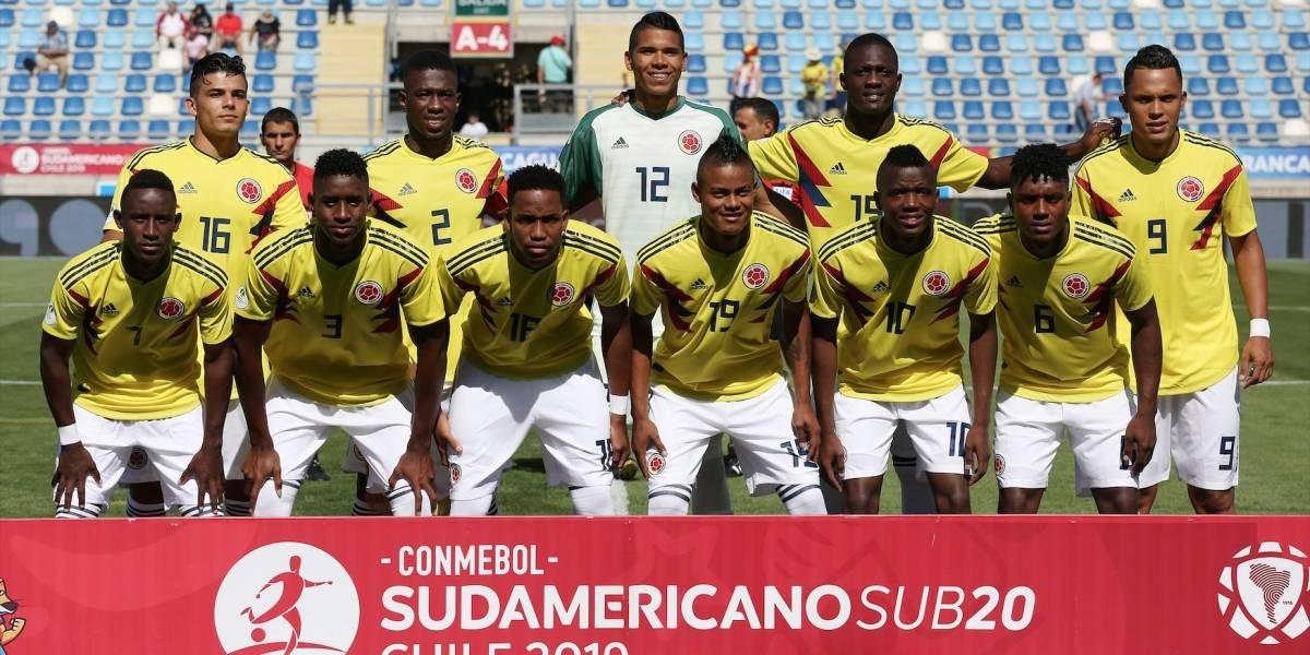 Contra Bolivia, Colombia se juega una de sus últimas cartas en el Sub-20