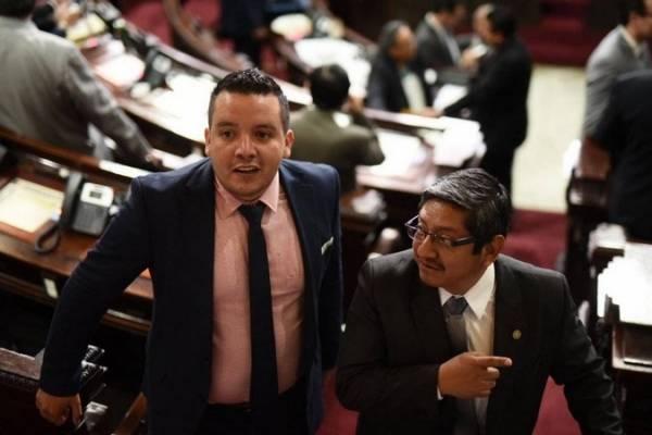 Hernández junto al vocal Leocadio Juracán integrarán la pesquisidora.
