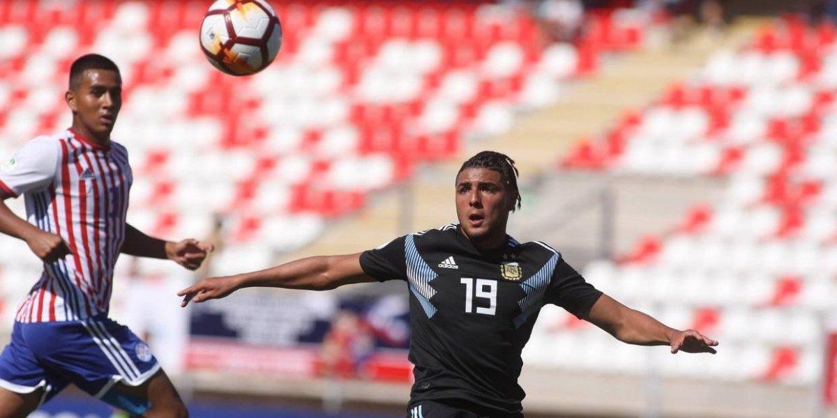Argentina debuta en el Sudamericano Sub 20 con un deslucido empate ante Paraguay