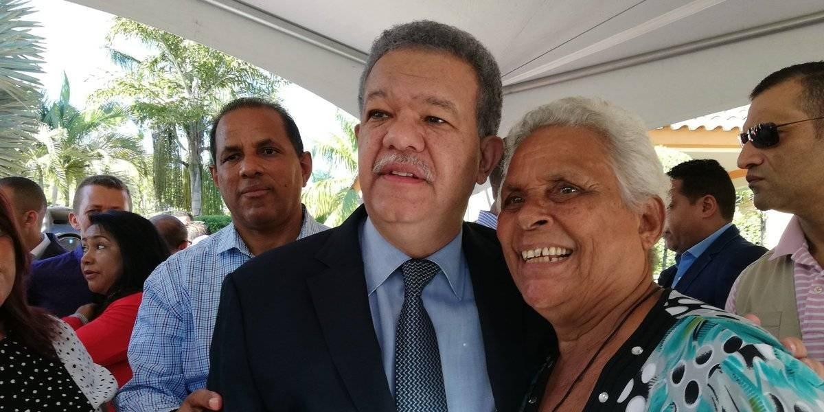 Leonel dice uno de los motivos de aspirar a la Presidencia 2020 es la desigualdad social