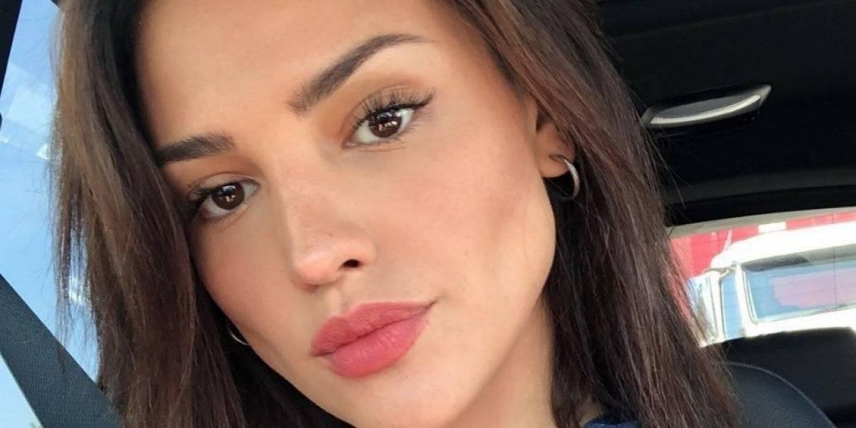Eiza González critica el #10YearChallenge por esta razón