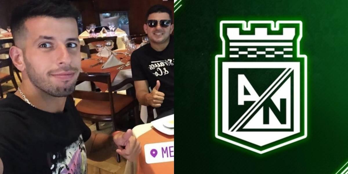 ¡Nuevo refuerzo! La desconocida contratación de Atlético Nacional para 2019