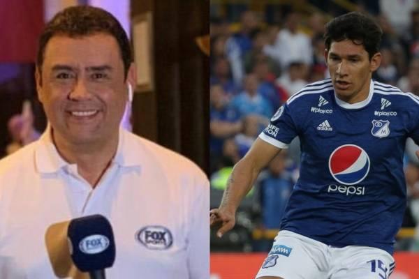 Pacho Vélez criticó fuertemente a Roberto Ovelar