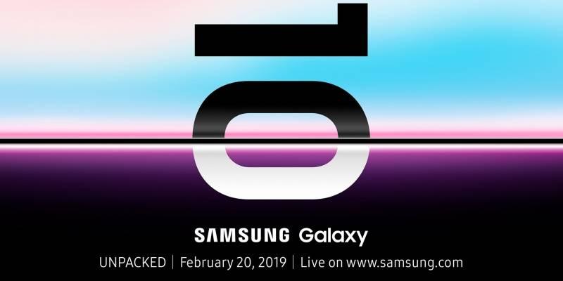 Una nueva filtración muestra tres modelos del Samsung Galaxy S10