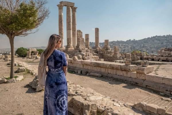 Aman es la capital de Jordania.