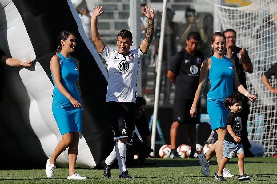 El uruguayo Gabriel Costa, refuerzo del Colo Colo versión 2019 / Foto: Photosport