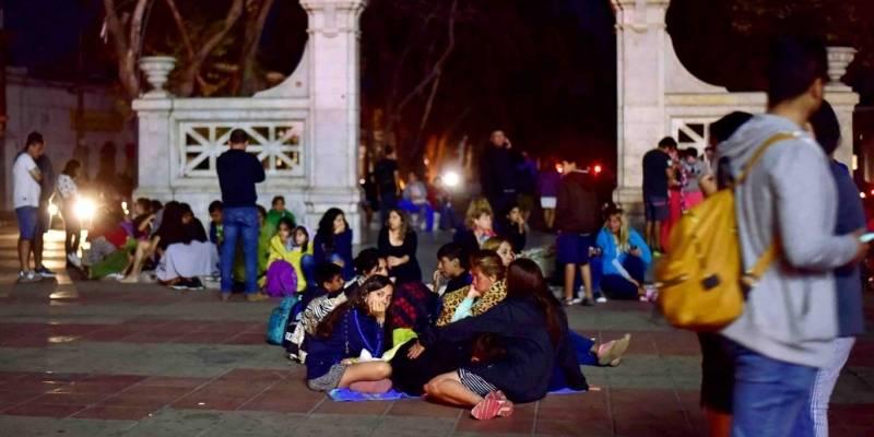 Temblor 6,7 en Chile: Plataforma predijo con un minuto y medio de anticipación el sismo