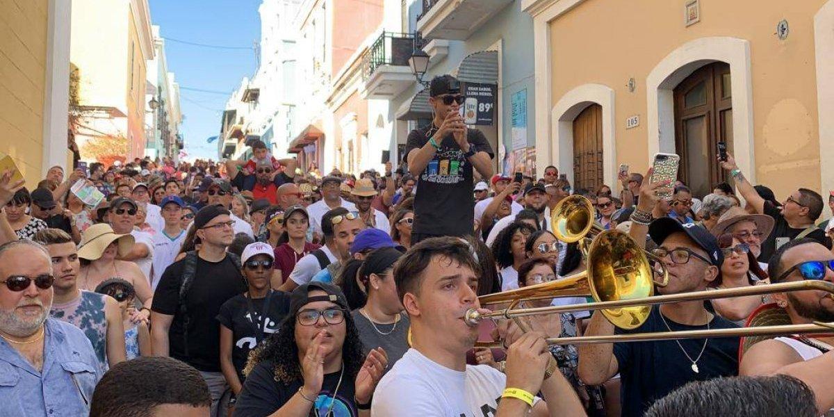 Comerciantes del Viejo San Juan esperanzados tras la cancelación de las Fiestas de la SanSe