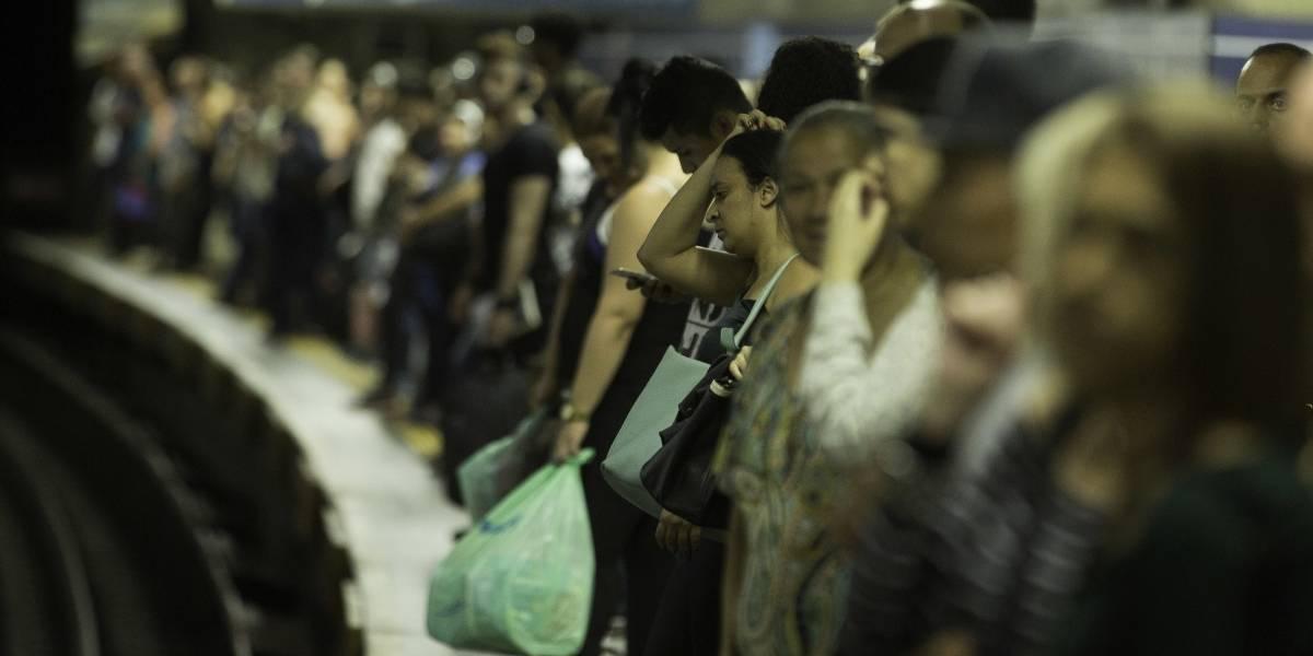 Estações no centro concentram maior número de roubos no metrô