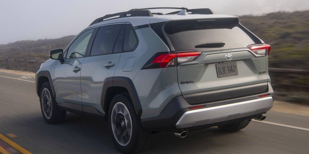 Llega a Puerto Rico la rediseñada Toyota RAV4 2019