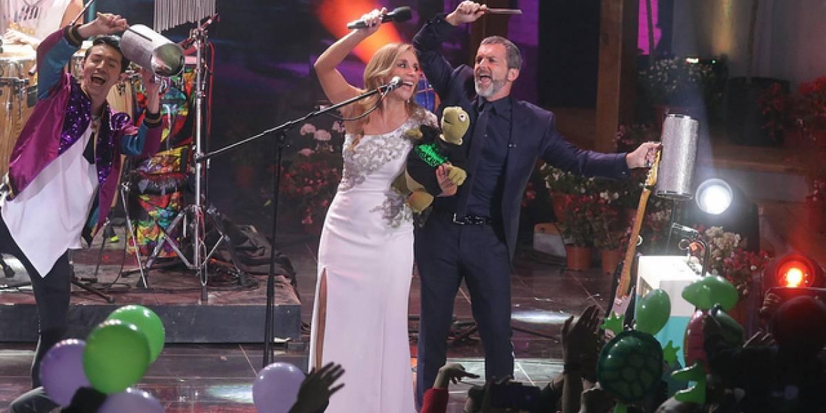 TVN celebra con Olmué: Festival lideró el rating del fin de semana y fue el canal más visto del domingo