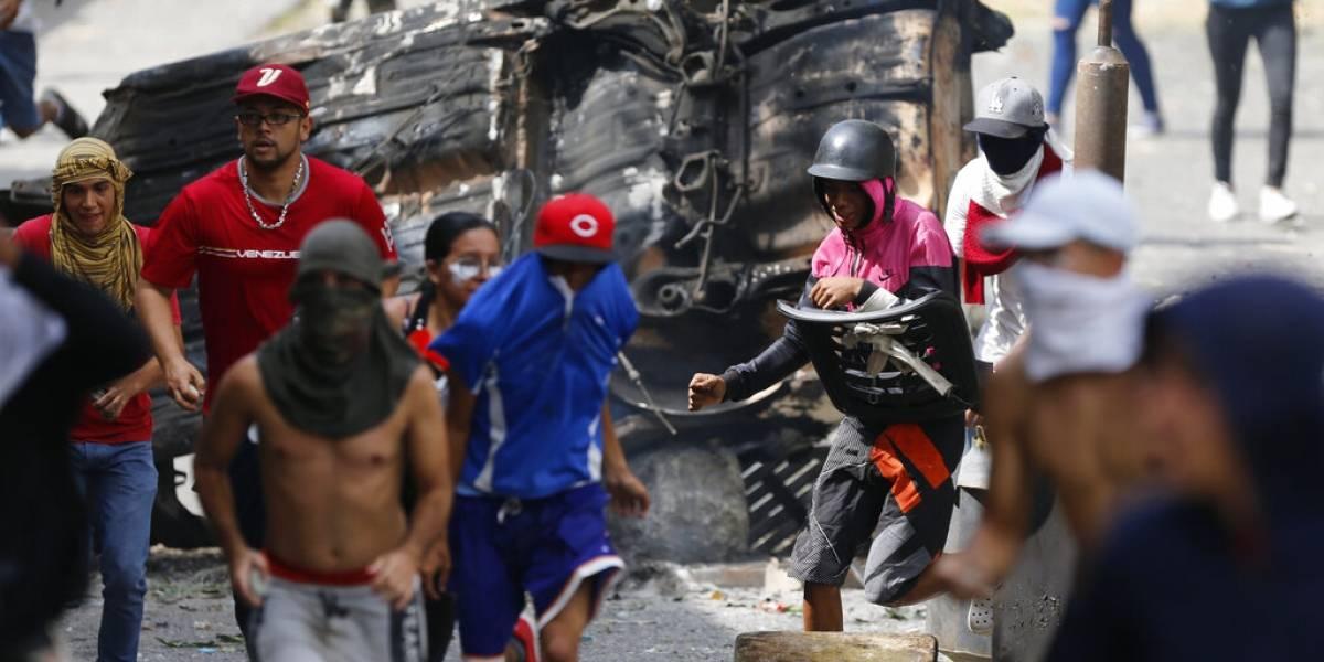 Alerta en Caracas: alzamiento de militares es frustrado por la dictadura de Maduro
