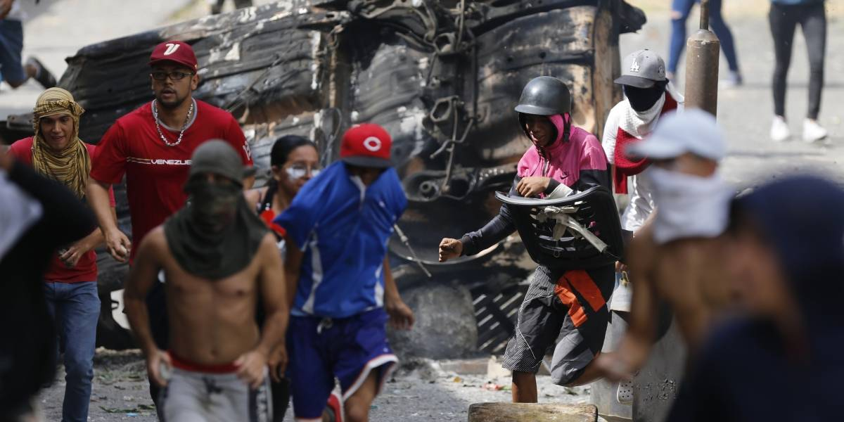 Venezuela: capturan a grupo de militares rebeldes