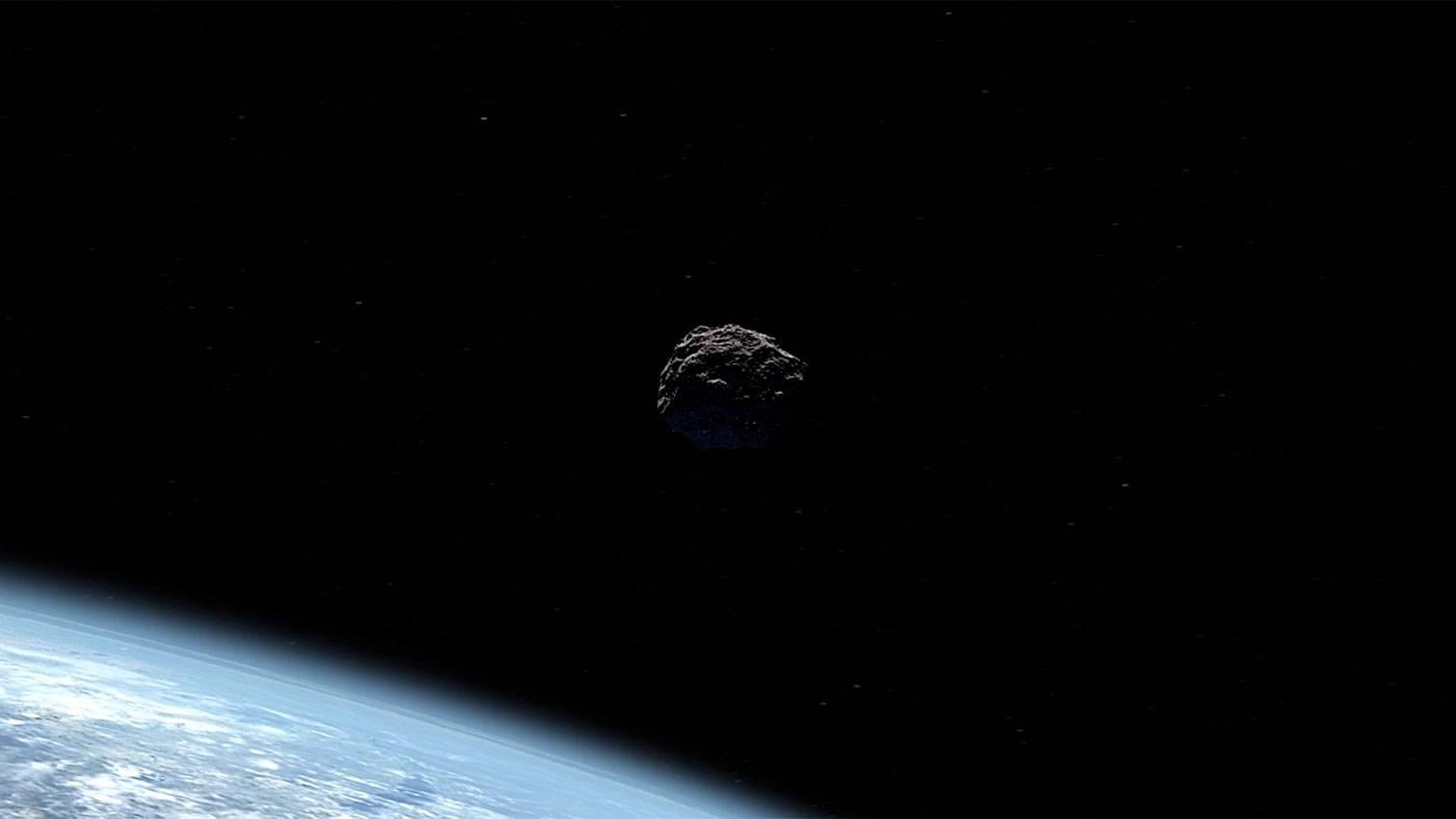 Científicos adviertieron sobre posible colisión de un asteroide con la Tierra en el año 2068