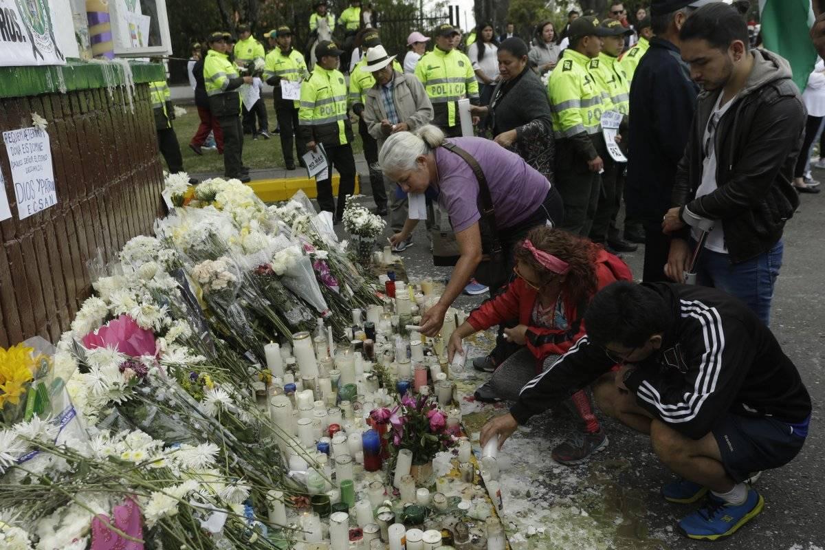 El ataque detonó también los ya maltrechos diálogos de paz con el Gobierno colombiano. Foto: EFE