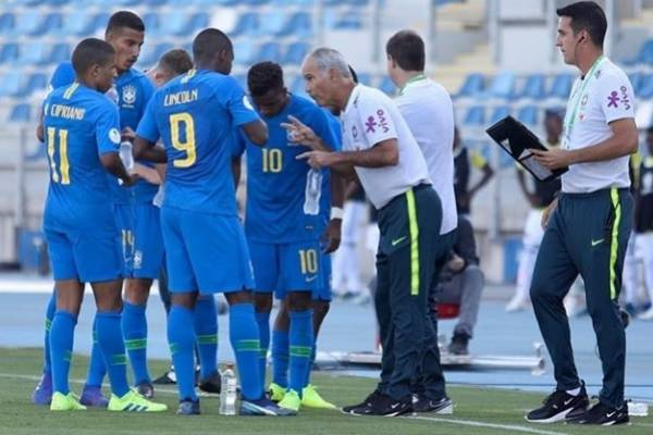 724482ea10 Campeonato Sul-americano sub-20 2019  onde assistir ao vivo online o jogo  Brasil x Venezuela