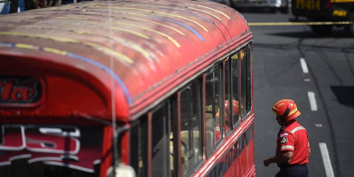 """Expertos consideran que actual sistema de transporte es un """"incentivo perverso"""" para la extorsión"""