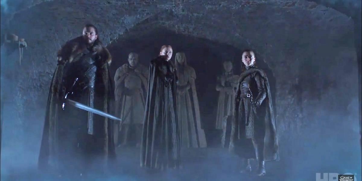 Kit Harington se quedó con su estatua de Jon Snow en Game of Thrones