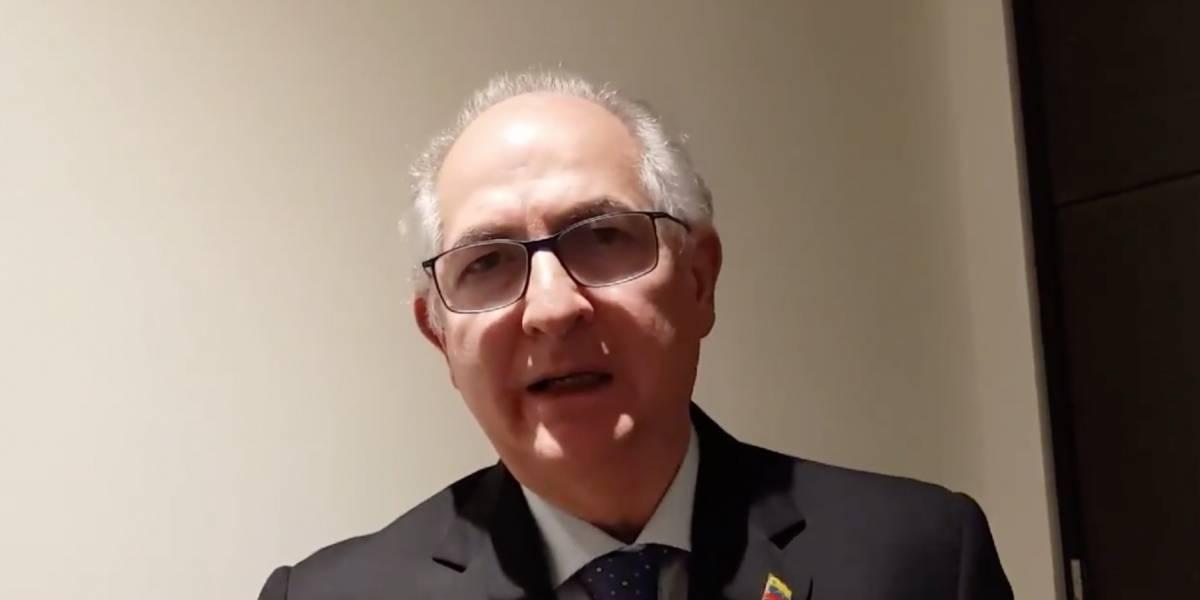 Caso Diana: El mensaje de Antonio Ledezma para Lenín Moreno