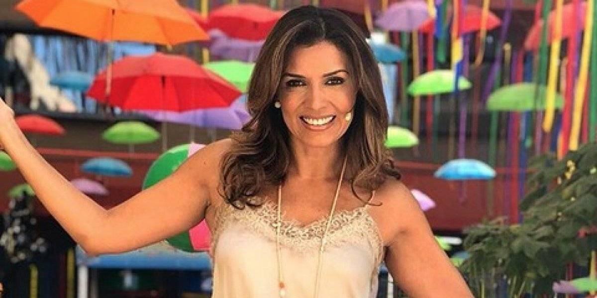 El nuevo emprendimiento de Ivette Vergara lejos de la televisión: transformó su living en un gimnasio