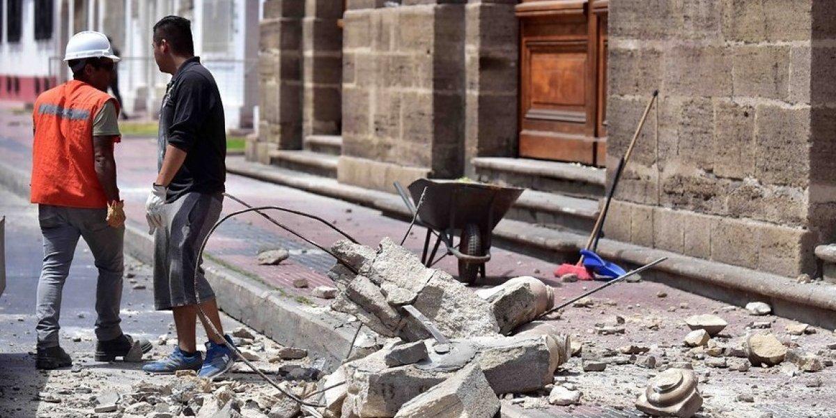 Casas, museo y hasta Intendencia: Presidente Piñera visitó Región de Coquimbo y comprometió $2 mil millones para reconstrucción