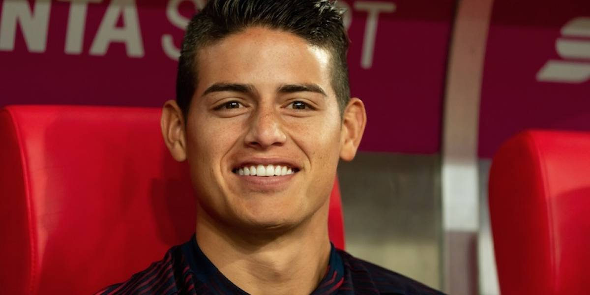 Arsenal, ¿interesado en James Rodríguez?