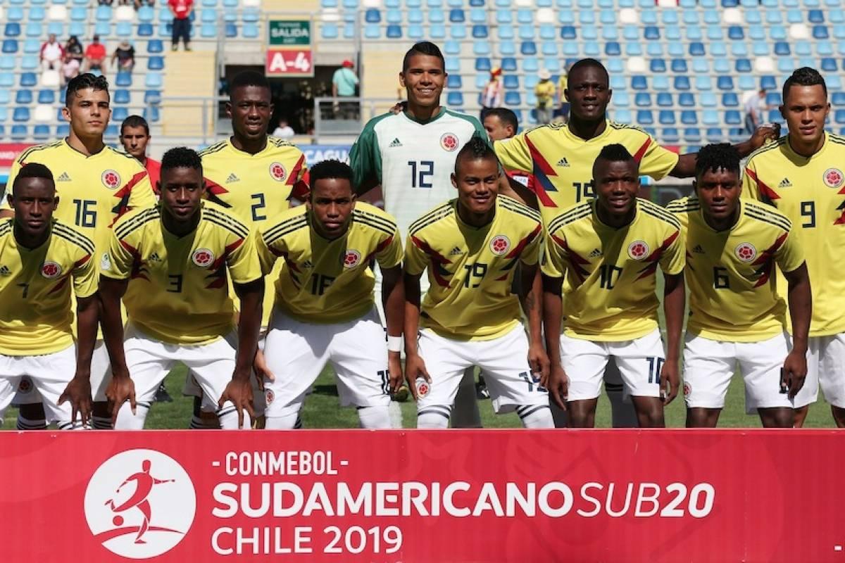 Sudamericano Sub 20 2019: VER EN VIVO Y ONLINE Colombia VS Bolivia Por El