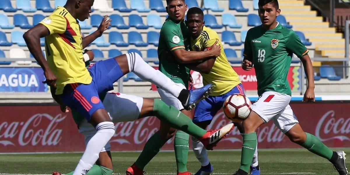 Sub 20 Chile 2019: Resumen Y Gol De Colombia VS Bolivia Del