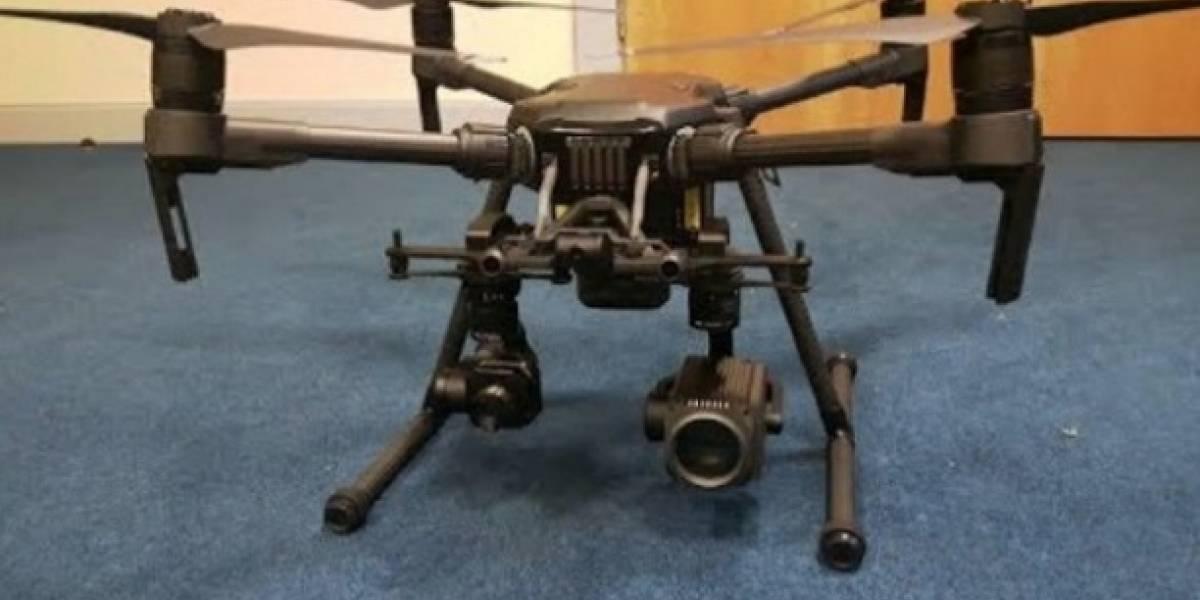 La seguridad en Bogotá será reforzada con drones
