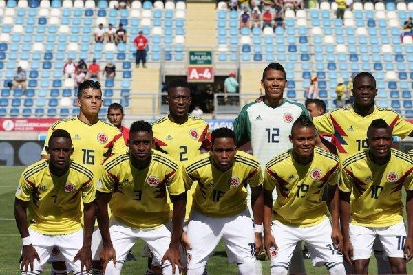 temblor sacudió la concentración de la Selección Colombia sub 20