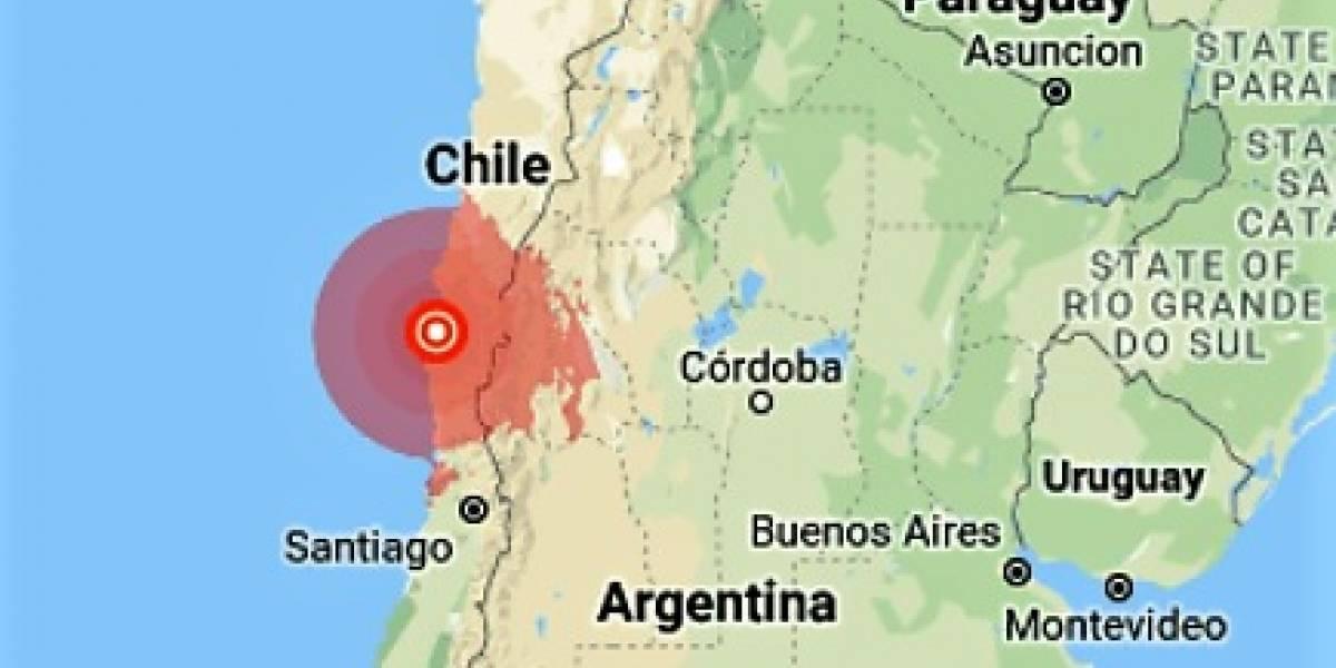 ¡Fue un terremoto! Expertos aseguran que el fuerte sismo de Chile cumple las características