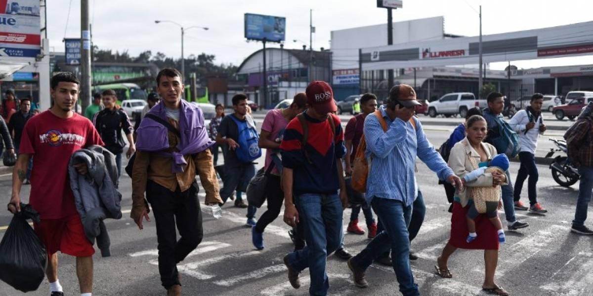 5 cosas que debes saber sobre la nueva caravana de migrantes hondureños